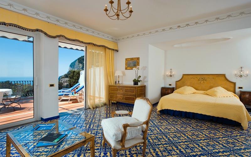 Capri Hotel Casa Morgano Prezzi Camere A Capri