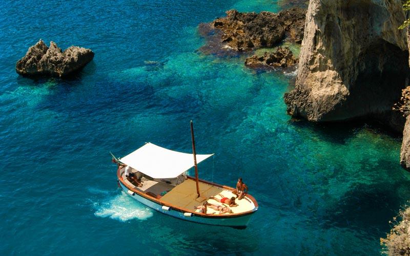 Casa Morgano Capri Hotel Luxury Hotel Capri Sea View